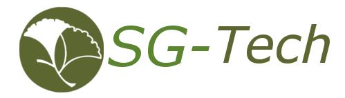 SG-TECH Logo